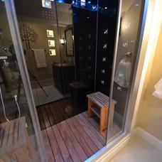 Contemporary Bathroom by ACH Group LLC