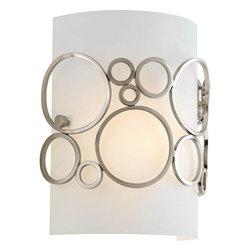 Progress Lighting - Progress Lighting P7056 Bingo 1 Light Wall Sconce - Features:
