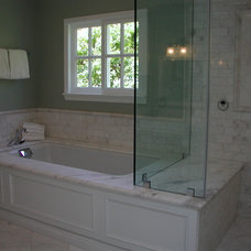 Traditional Bathroom by Kelly Darling Spadoni - Darling Interiors