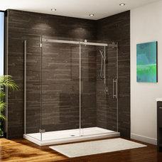 Contemporary Bathroom by Anchor-Ventana Glass