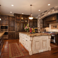 Traditional Kitchen Cabinetry by Masterpiece Millwork & Door