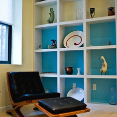 Bookcases by Cambridge Photography