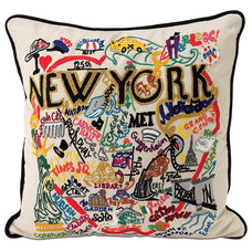Eclectic Decorative Pillows by UncommonGoods