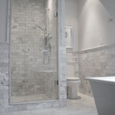 Contemporary Bathroom by Grenview Construction