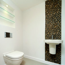 Contemporary Toilets by Lisa Melvin Design