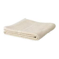 FRÄJEN Bath towel - Bath towel, beige