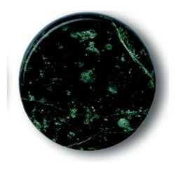 Franmara - Smooth Green and Black Marble Stopper with Natural Cork Base - This gorgeous Smooth Green and Black Marble Stopper with Natural Cork Base has the finest details and highest quality you will find anywhere! Smooth Green and Black Marble Stopper with Natural Cork Base is truly remarkable.