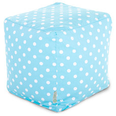 Contemporary Floor Pillows And Poufs by Majestic Home Goods