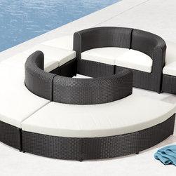 Zuo Modern Ipanema Outdoor Seating Set -