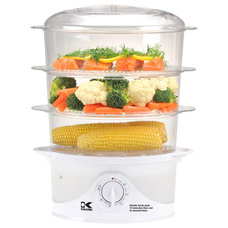 Contemporary Rice Cookers And Food Steamers by Kalorik
