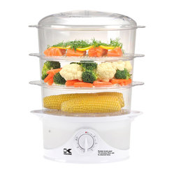 Multi-level Food Steamer
