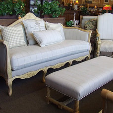 Eclectic Sofas by StillGoode