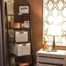 Eclectic Bedroom by Krystin's Kreations