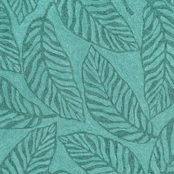 """Loloi - Indoor/Outdoor Tropez Round 7'10"""" Round Aqua Area Rug - The Tropez area rug Collection offers an affordable assortment of Indoor/Outdoor stylings. Tropez features a blend of natural Aqua color. Handmade of Polypropylene the Tropez Collection is an intriguing compliment to any decor."""