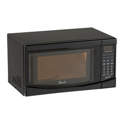 "Avanti - 0.7 cu.ft. Microwave - 0.7 CF Microwave, 700 Watts of Cooking Power, Electronic Control Panel, One Touch Cooking Programs, Speed Defrost, Cook / Defrost by Weight, Minute Timer, Turntable with Glass Tray, Unit dimensions 10.5"" H x 18"" W x 13"" D"