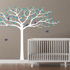 Contemporary Decals by Cherry Walls