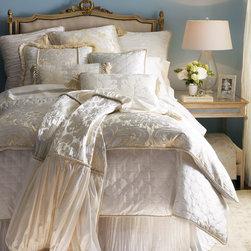 """Dresden"" Bed Linens -"
