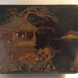 Items for sale - Antique Hand Painted Chinese Box