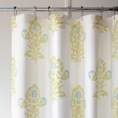 shower curtains by Serena & Lily