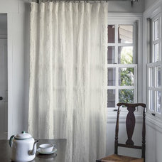 Contemporary Curtains by Smith & Noble