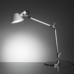 Tolomeo Mini Desk Lamp with Base