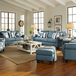 Marina Living Room Sofa Collection Spring Has Sprung