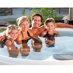 Bullfrog Spas sold by Brown's Pools & Spas - Bullfrog Spas- Every Families place to play
