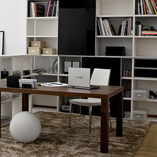 Decoration computer in the living room area - Part 3Latest Furniture Trends