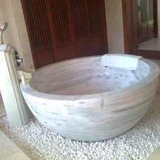 Asian Bathtubs by YORDA
