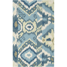 contemporary rugs by Burke Decor