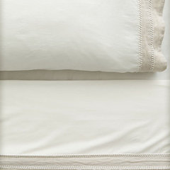 traditional sheet sets by Anthropologie