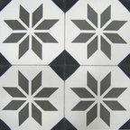 Estrella Antigua - 8x8 Cement Tile