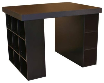 Contemporary Desks And Hutches by Bellacor