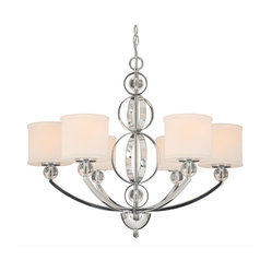 Cerchi 6 Light Chandelier