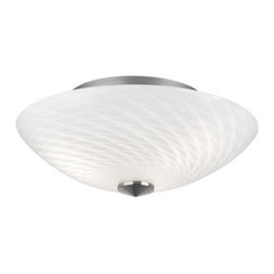 Exhale Flushmount by Philips Forecast Lighting -