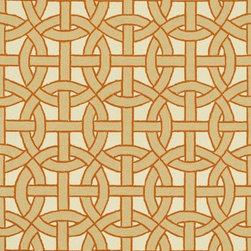 """Loloi - Indoor/Outdoor Palm Springs 3'6""""x5'6"""" Rectangle Beige-Orange Area Rug - The Palm Springs area rug Collection offers an affordable assortment of Indoor/Outdoor stylings. Palm Springs features a blend of natural Beige-Orange color. Handmade of 100% Polypropylene the Palm Springs Collection is an intriguing compliment to any decor."""