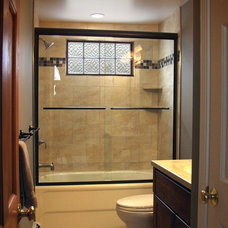 Modern Showerheads And Body Sprays by OASIS SHOWER DOORS