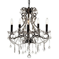 modern chandeliers by Z Gallerie