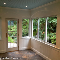 Traditional Porch by Gerety Building and Restoration