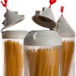 Spaghetti Tower - Cock-a-doodle al dente!