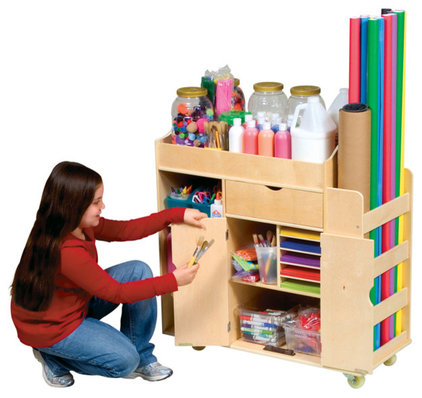 Guest Picks 20 Ways To Organize Kids Art Supplies