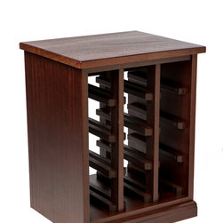 Kessick Wine Cellars - Stain color options on Sapele Mahogany - Kessick Wine Cellars - Standard color options on Sapele Mahogany: Spanish Mahogany color