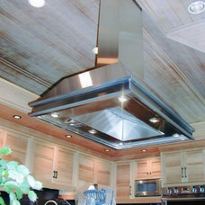 Contemporary Kitchen Hoods And Vents by U.S. Sheet Metal Company, Inc.