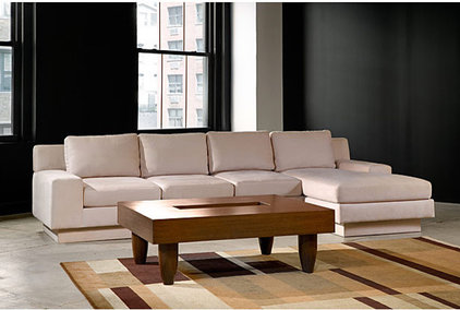 Contemporary Sectional Sofas by Cliff Young Ltd.