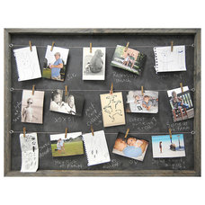 Rustic Picture Frames by A Cottage in the City