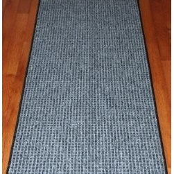 "Dean Flooring Company - Washable Non-Skid Carpet Rug Runner - Silvered Sky (5') Size 27"" x 60"" - Washable Non-Skid Carpet Rug Runner - Silvered Sky (5') Size 27"" x 60"" : Washable non-skid carpet rug runner by Dean Flooring Company. Matches Dean Flooring Company stair treads. Polypropylene pile with a machine washable non-skid latex backing (wash on delicate in cold water, line dry). Also easy to spot clean or vacuum. Reduces noise. Reduces wear and tear floors. Warm and comfortable. Great for kitchens, bathrooms or hallways. Edges are finished (serged) with color matching yarn. Approximately 27"" x 60""."