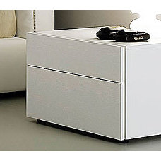 contemporary nightstands and bedside tables by Spacify Inc,