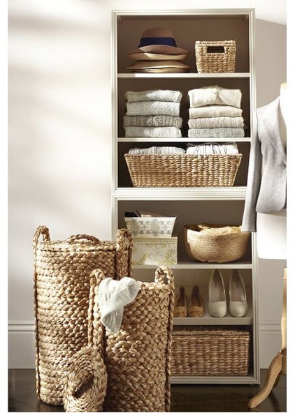 Traditional Closet Organizers by Pottery Barn