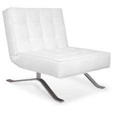 Modern Armchairs And Accent Chairs Wave One Lounge Chair