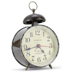 eclectic clocks by Old Faithful Shop